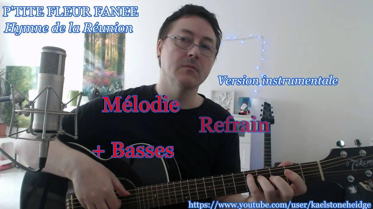 02 P Tite Fleur Fanee Tuto 1 2 Melodie Instrumentale Valse