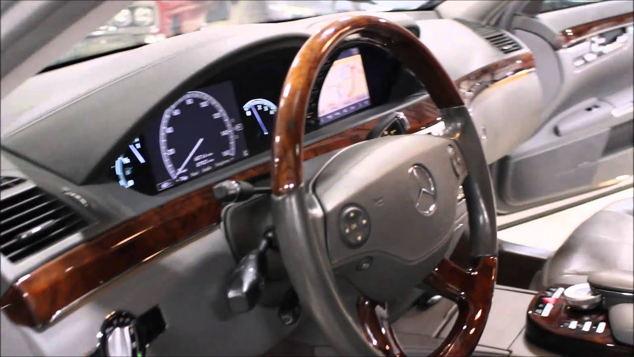 2009 mercedes s500 youtube for Mercedes benz s500 2010