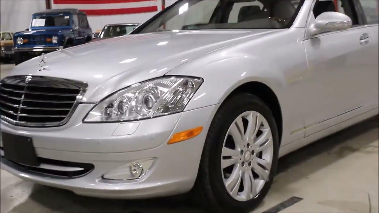 2009 Mercedes S500