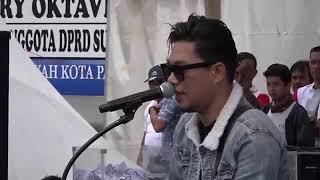 Armada  Band demi tuhan aku ikhlas live Padang