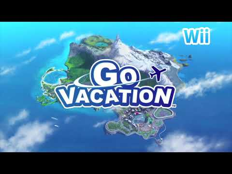 Go Vacation Switch (2018) vs Wii (2011) | Nintendo Switch Graphics Comparison ゴーバケーション