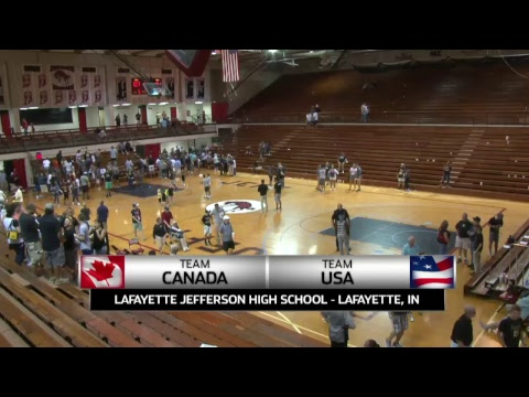 Purdue Men's Basketball vs. Team Canada - Exhibition at Lafayette Jefferson HS