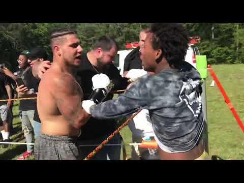 RTH champ (Lights Out Layko) vs P4P/North Carolina champ(CornFlake)