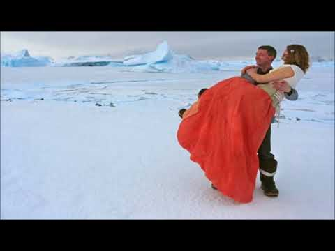 First Couple to Marry in British Antarctic Territory
