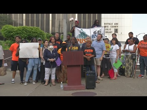 Dozens speak out for & against proposed National Grid rate hike