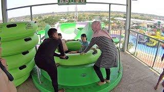 Go!Twist Water Slide at Go! Wet Waterpark