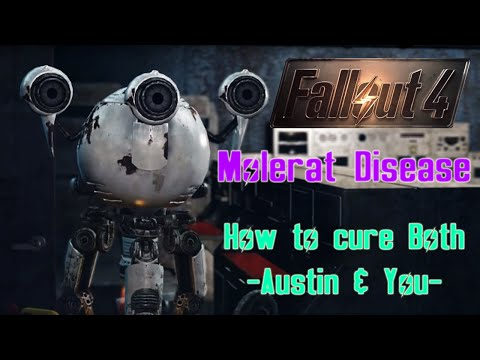 Fallout 4 - How To Cure