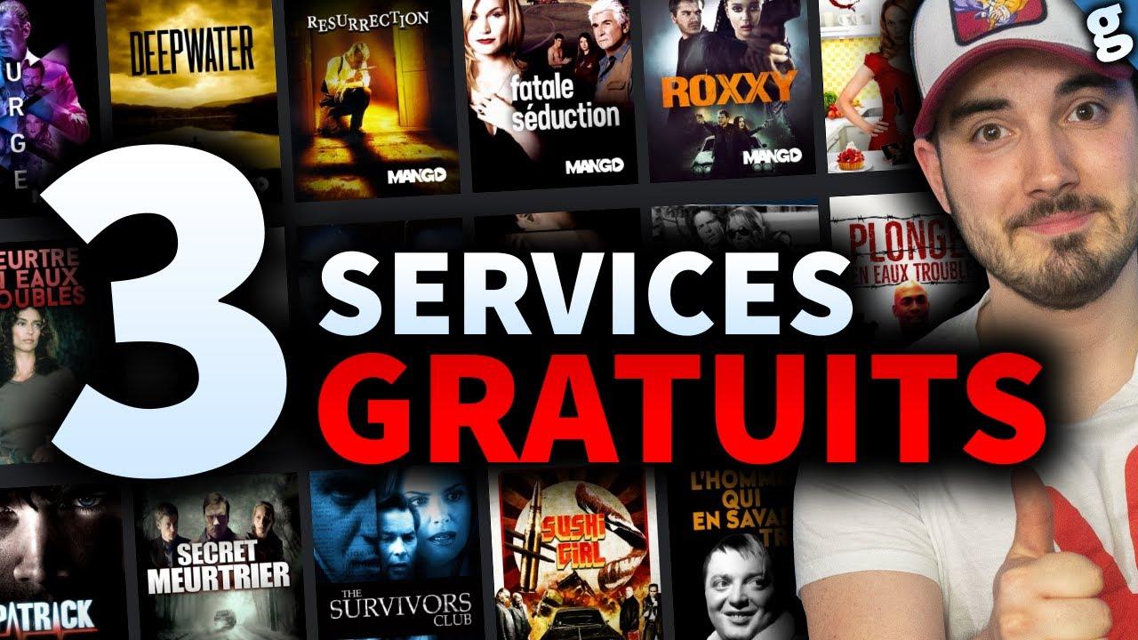 Download 3 SERVICES pour REGARDER des FILMS et SÉRIES GRATUITEMENT ! (et légalement)