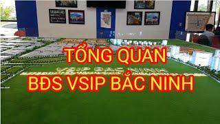 Tổng quan BĐS KCN Vsip Bắc Ninh