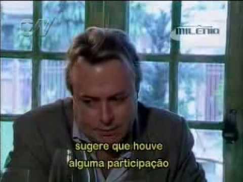 Christopher Hitchens - Entrevista sobre o Livro dEUS não é Grande Parte2 Legendado