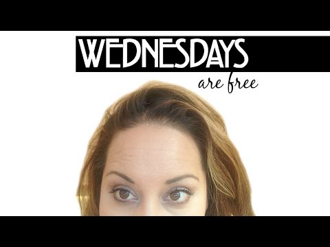 Wednesdays are Free | Lisa in the city Vlog