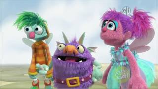 Abby's Flying Fairy School   S01E08   Fairies and the Beanstalk