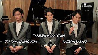 http://ameblo.jp/solidemo/ VOCAL:山口智也 (TOMOYA YAMAGUCHI)、向...