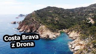 Latam Dronem Po Zatoce - Costa Brava w Hiszpanii (Vlog #162)