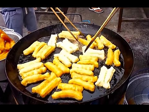 Asian Street Food - Cambodian/ Phnom Penh Food Compilation #15
