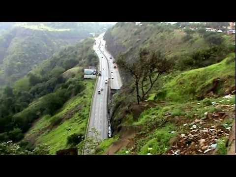 Beautiful view of khandala ghat & natural sceneries