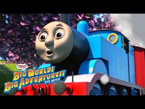 Sometimes You Make A Friend🎵 Music Video | Big World! Big Adventures! The Movie | Thomas & Friends