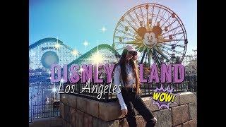 DISNEYLAND | Los Angeles, влог, советы