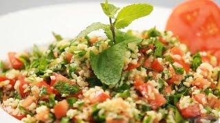 Вкусный салат. Табуле   ливанский салат с булгуром