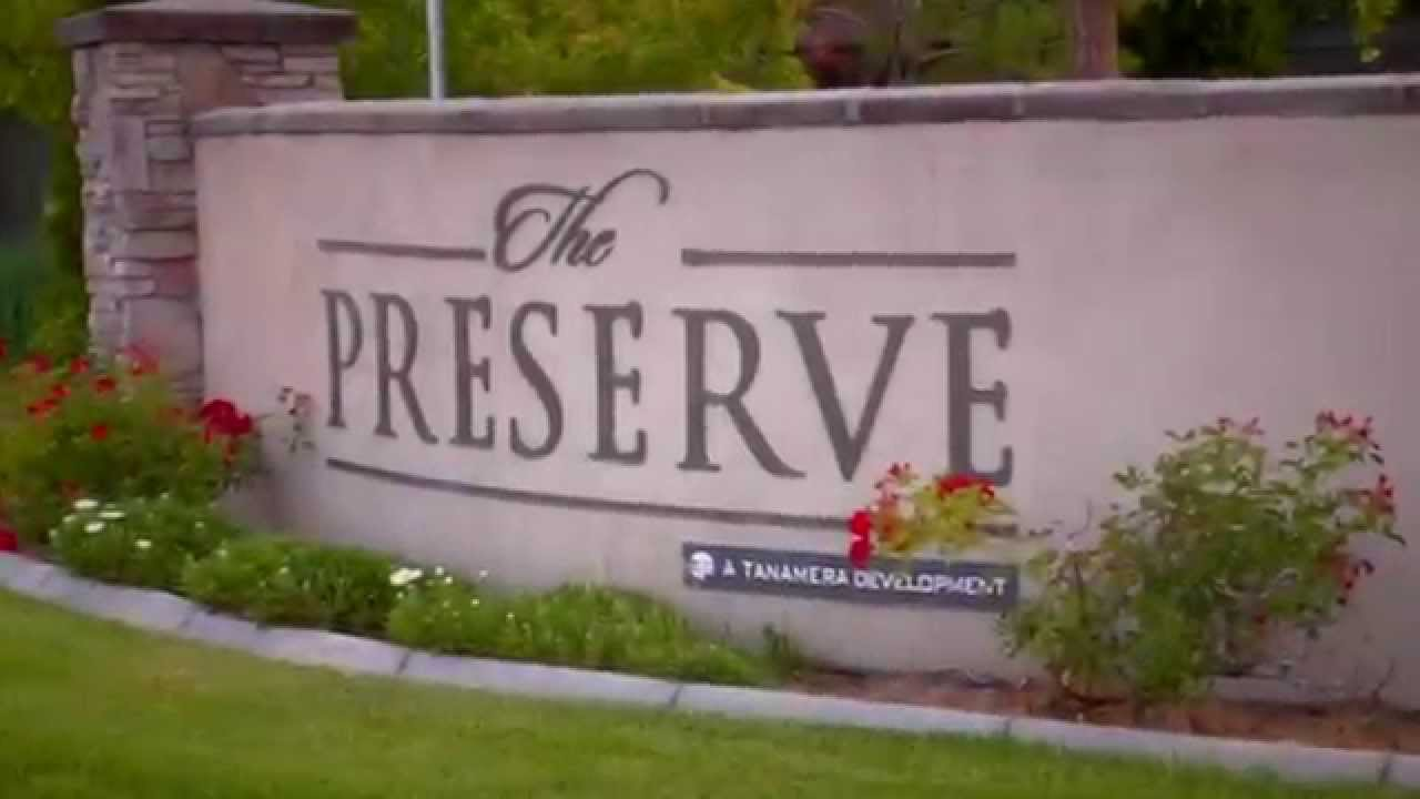 Welcome To The Preserve Sparks Nevada