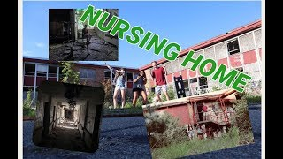 eXplore 006 - Abandoned NURSING HOME (very easy! HUGE!)