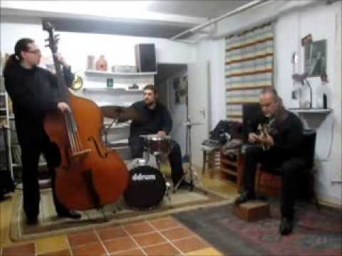 Angel Rubio Jazz Trio - Bud's Beaux Arts (Buddy Montgomery)