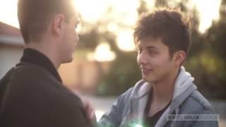 Ben Masters & Angel Rivera 【Helixstudios】Boys Kissing