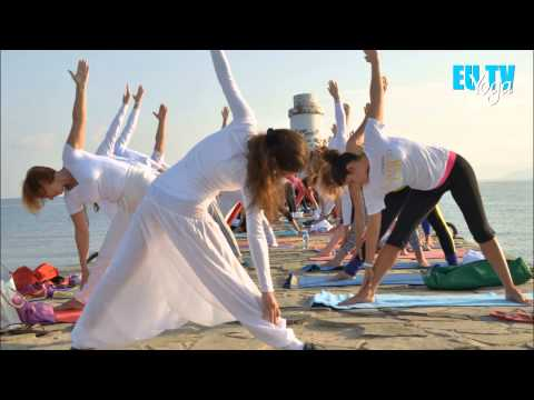 Yoga Retreat in Greece 2014 - Yoga Federation of Europe