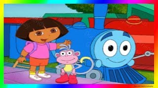 Dora and Friends The Explorer Cartoon Adventure ???? Choo Choo Marri with Dora Buji in Tamil !