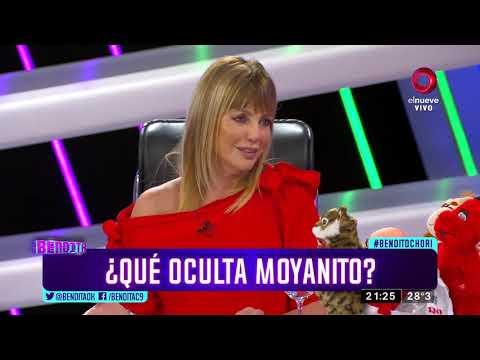 Algo oculta Moyanito ¿qué será?
