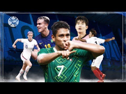 Así se disputarán los cuartos de final en futbol varonil y femenil en Tokyo 2020