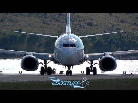 Split Airport SPU/LDSP - Half Hour of Plane Spotting - Episode 13