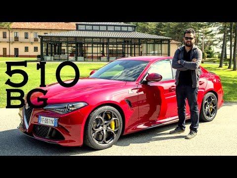 800.000 TL'lik GIULIA Ile Alfa Romeo'nun Test Pistine Girdik