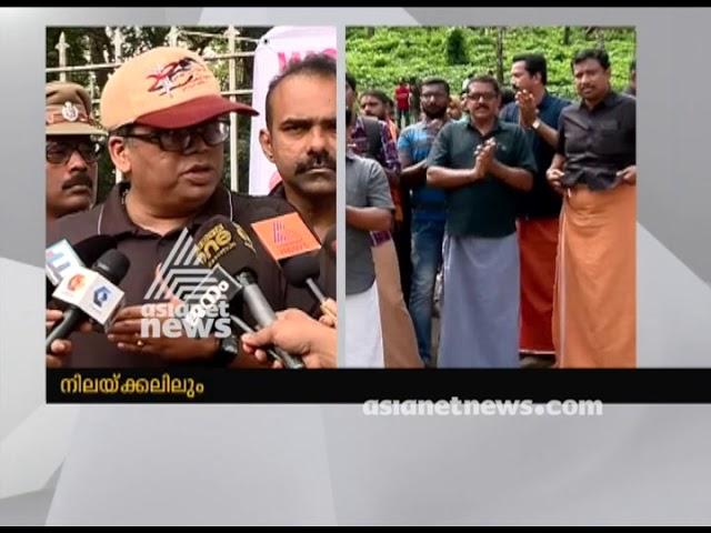 DGP Loknath Behra reaction on Sabarimala : Sabarimala Temple Opening Live Updates