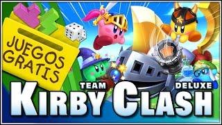 Team Kirby Clash Deluxe!!! | Juegos Gratis con Dsimphony