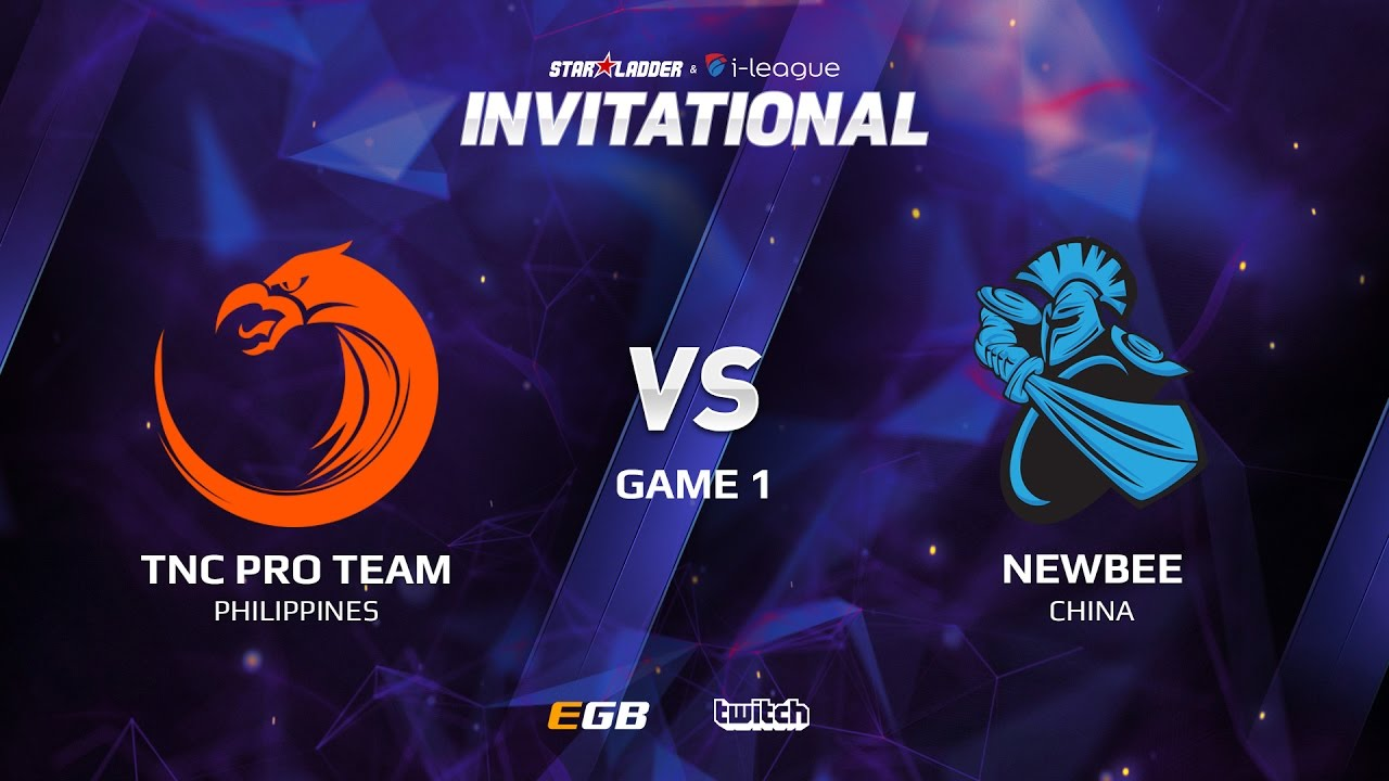 TNC PREDATOR Vs Newbee LAN Final Play Off