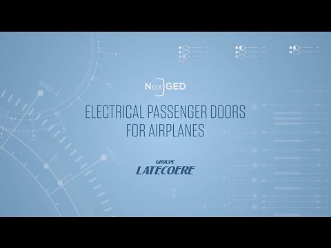 Latécoère NexGED : A knowledge-rich approach to the doors system level