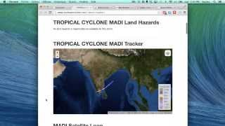 Dec 10 - Cyclone Madi, tropical storm risk