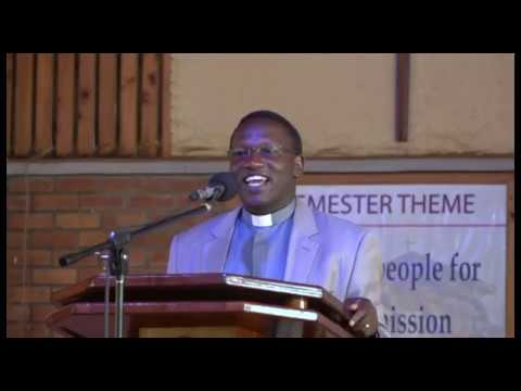 Reverend Amos Kimera | 17th January 2017 | Uganda Christian University.