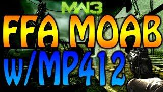MW3: MP-412 FFA MOAB (PISTOL MOAB) | EFFA Toonay