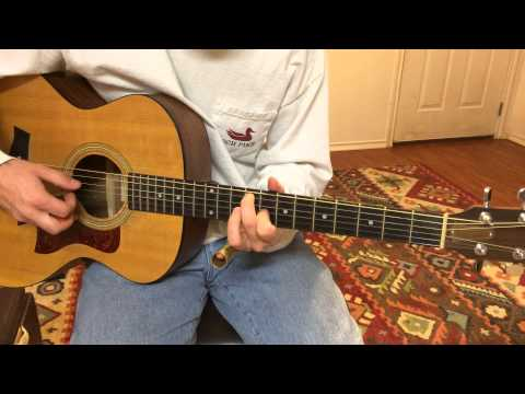How To Play Bread and Water by Ryan Bingham