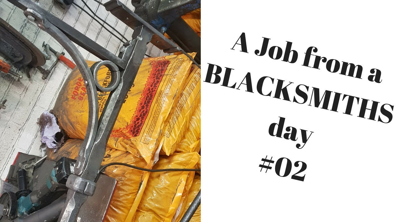 A job from a blacksmiths day #02