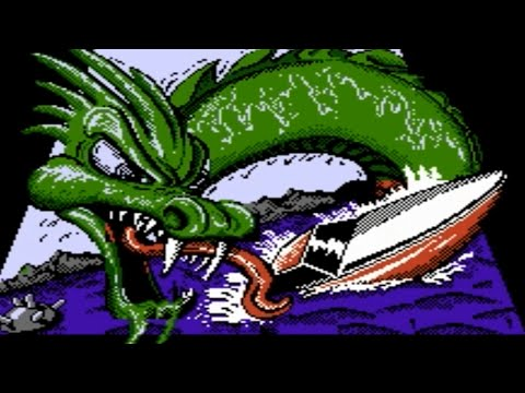 Cobra Triangle (NES) Playthrough - NintendoComplete