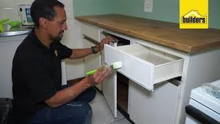 How To Refurbish Steel Kitchen Cupboards Youtube