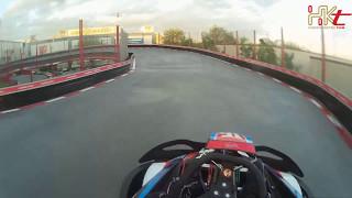 [HD] Karting Practise 2 KWC Circuit Karting Rivas | 02-05-2017