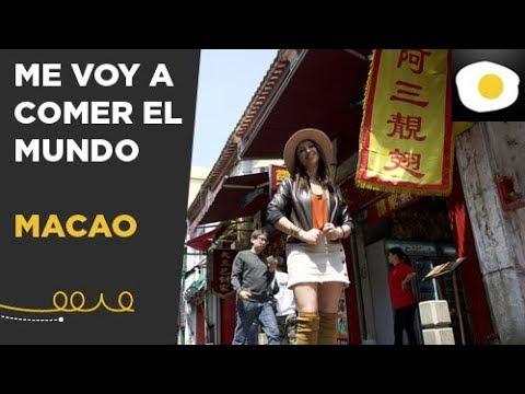 Influencia china y portuguesa en la gastronomía de Macao | Me voy a comer el mundo T2