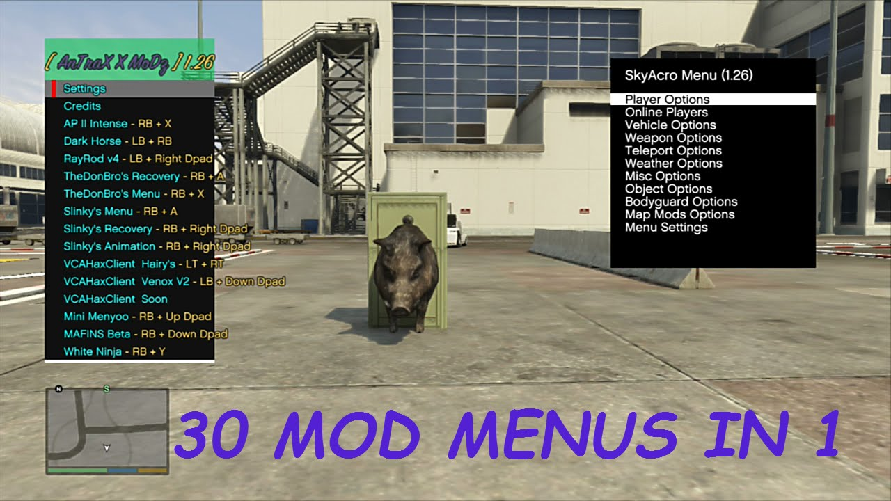 granny mod menu download pc
