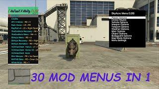 Xbox 360 GTA 5 1.26/TU26 Online/Offline Mod Menu + Download