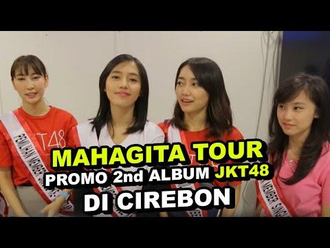 Mahagita Tour Promo 2nd Album JKT48 di Cirebon