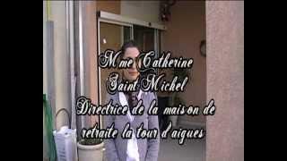 Maison de retraite LaTour D'aigues 84 vaucluse..avi